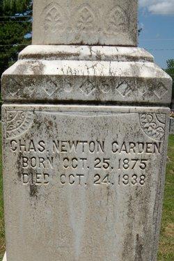 Charles Newton Carden