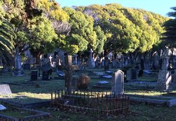 Saint John's Parish Cemetery