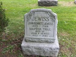 Martha <I>Trill</I> Jewiss