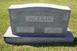 Lucy E. <I>Hughes</I> Jackman
