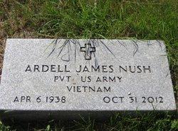 "Ardell James ""AJ"" Nush"