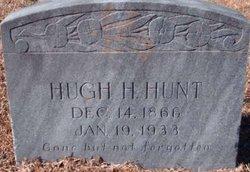 Hugh H Hunt