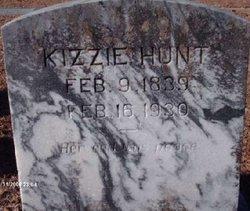 Kizzie Hunt