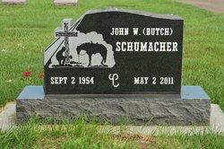 """John William """"Butch"""" Schumacher"""