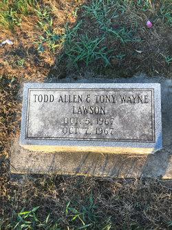 Tony Wayne Lawson