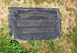 Doris Mary <I>Umpbleby</I> Hawkins