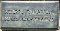 Mildred Bringhurst