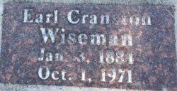Earl Cranston Wiseman