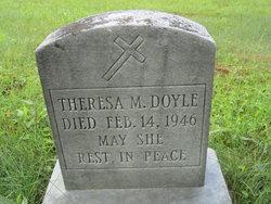 Theresa <I>McDonald</I> Doyle