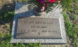 Sgt Grady Melvin Bell