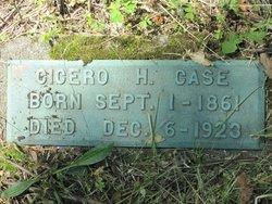 Cicero Harrison Case