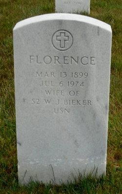 Florence Bieker