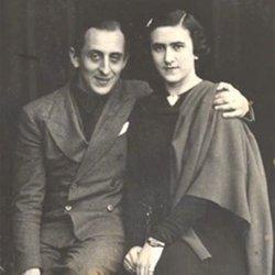 Wanda Giorgina <I>Toscanini</I> Horowitz