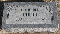 Lottie Dee Tilmon