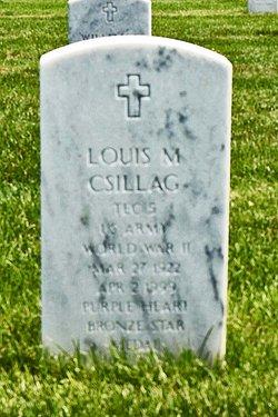 Louis M Csillag