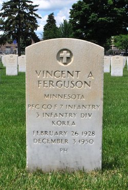 Vincent A Ferguson