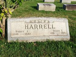 Harry James Harrell