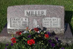 Anna May <I>Klunk</I> Miller