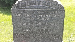 """Nelson Narcise """"Monty"""" Montray"""