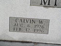 Calvin Weber Miley