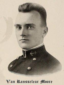CDR Van Rensselear Moore