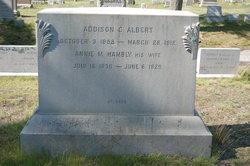Annie M <I>Hambly</I> Albert