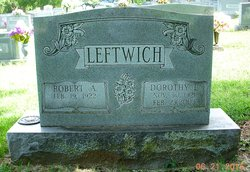 Dorothy Louise <I>Reynolds</I> Leftwich