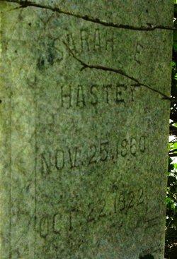 Sarah E. Hastey