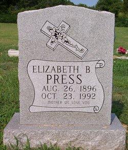 Elizabeth <I>Bagwell</I> Press