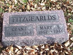 "Mary Serilda ""Katie"" <I>Piburn</I> FitzGearlds"
