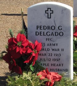 Pedro G Delgado