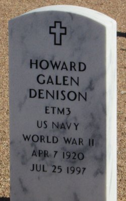 Howard Galan Denison