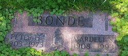 Mardell S. <I>Chambers</I> Bonde