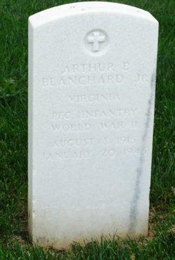 Arthur Eugene Blanchard, Jr