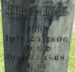 John D. Boyes