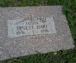 """Ernest Everett """"Buck"""" Hart"""