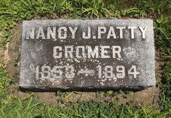 Nancy J <I>Patty</I> Cromer