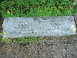 Carol Blum