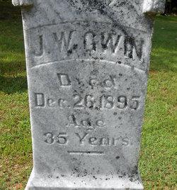 John Wesley Gwin