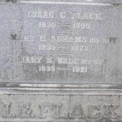 Isaac G Flack