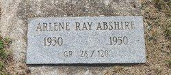 Arlene Ray Abshire