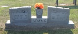 Mazie <I>Phillips</I> Adams