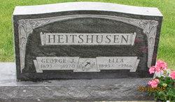 George J. Heitshusen