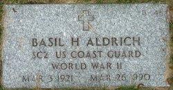 Basil H Aldrich
