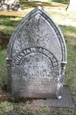 William Allard