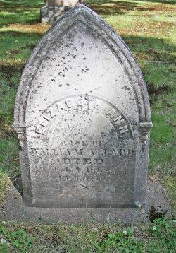Elizabeth Ann <I>Hussey</I> Allard