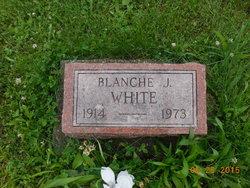 Blanche J. <I>Lasley</I> White