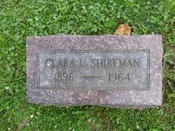 Clara Leona <I>Bare</I> Shireman