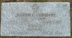 Mary D Cundari