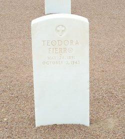 Teodora Fierro